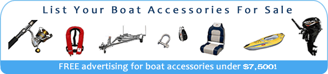 Sell Boat Accessories